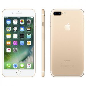 Iphone 7 Plus 128gb Dorado Nuevo Sellado Y Serie Americana