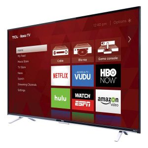 Tv Smart Led 55 Ultra 4k (2160p) Tcl 55s401 Class Con Roku